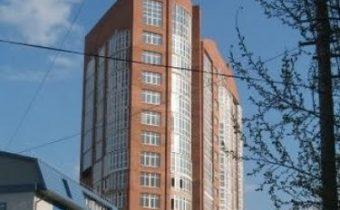 Обследование фасада здания по адресу: г. Челябинск, ул. Энтузиастов, 11в